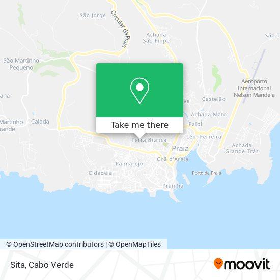 Sita mapa