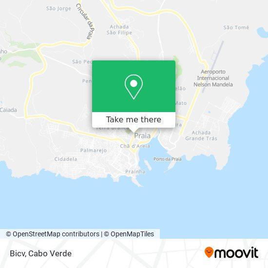 Bicv mapa