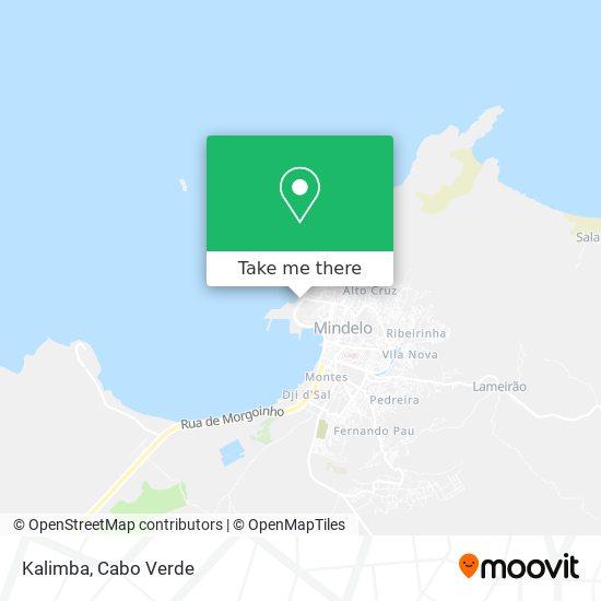 Kalimba mapa