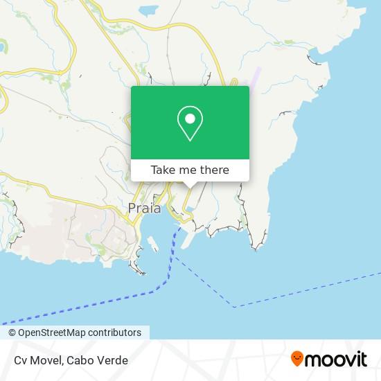 Cv Movel mapa