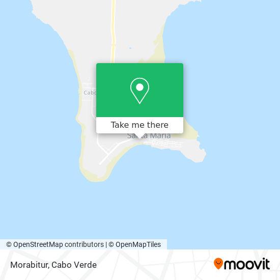 Morabitur mapa
