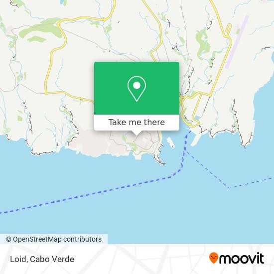Loid mapa