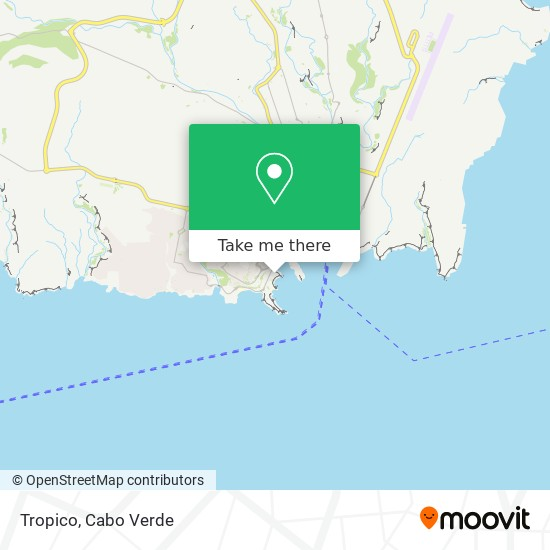 Tropico mapa