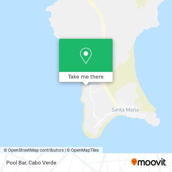 Pool Bar mapa