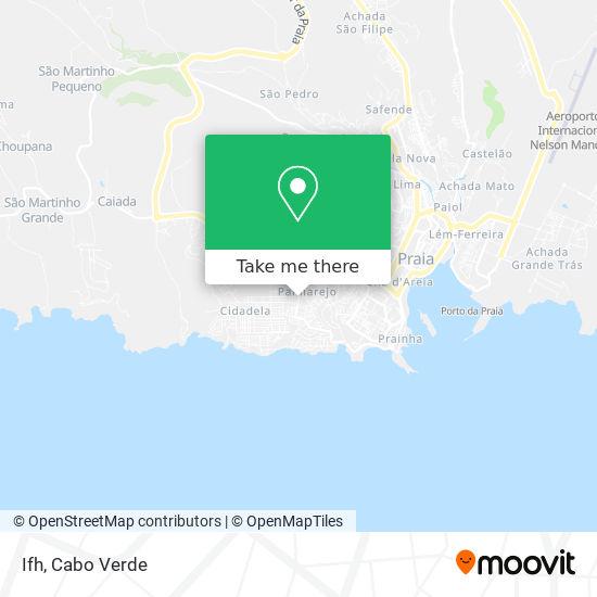 Ifh mapa