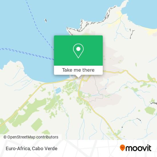 Euro-Africa mapa