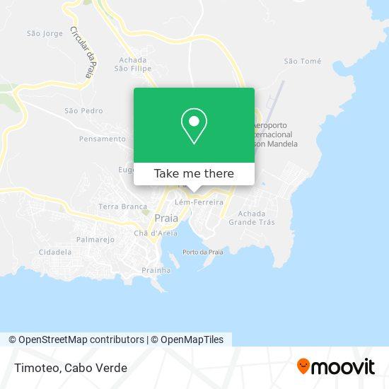Timoteo mapa