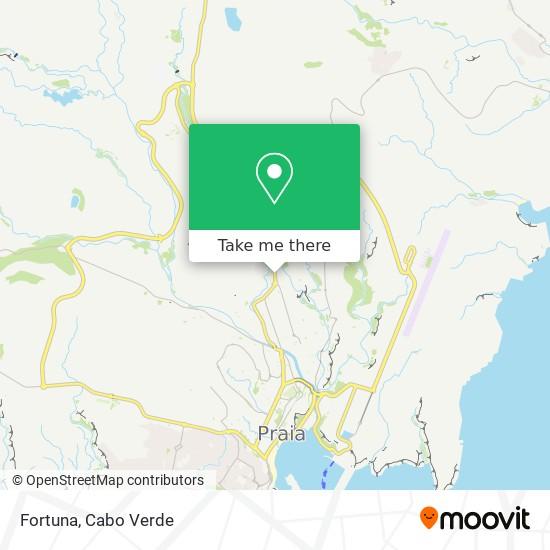 Fortuna mapa