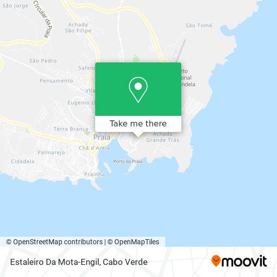 Estaleiro Da Mota-Engil mapa