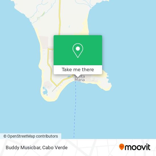 Buddy Musicbar mapa