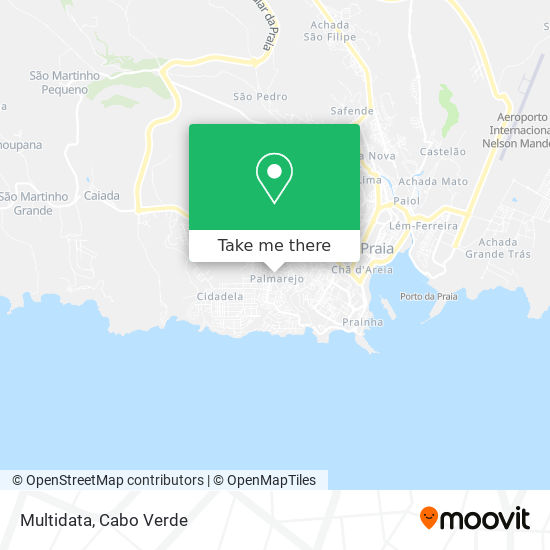 Multidata mapa