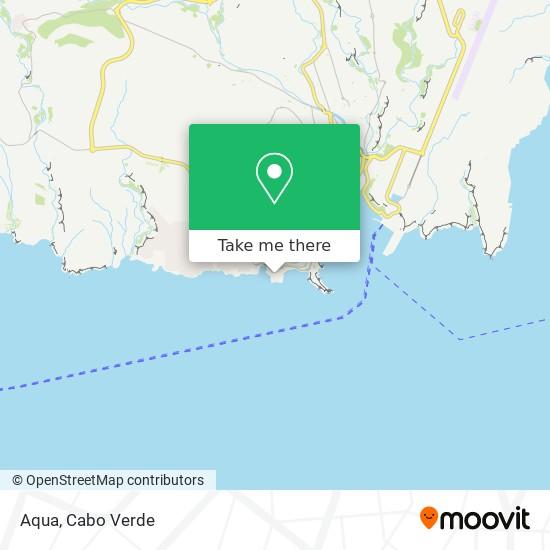 Aqua mapa