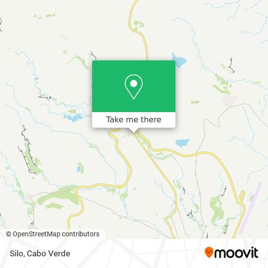 Silo mapa