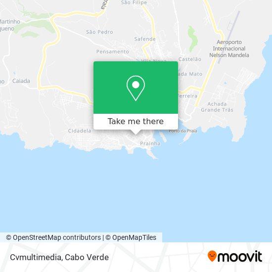 Cvmultimedia mapa