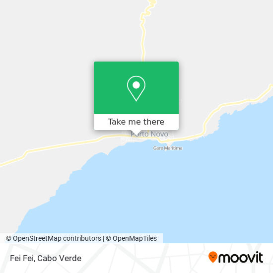 Fei Fei mapa