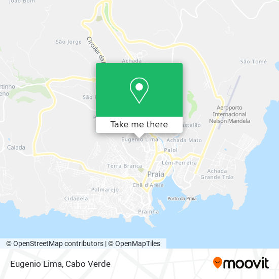 Eugenio Lima mapa