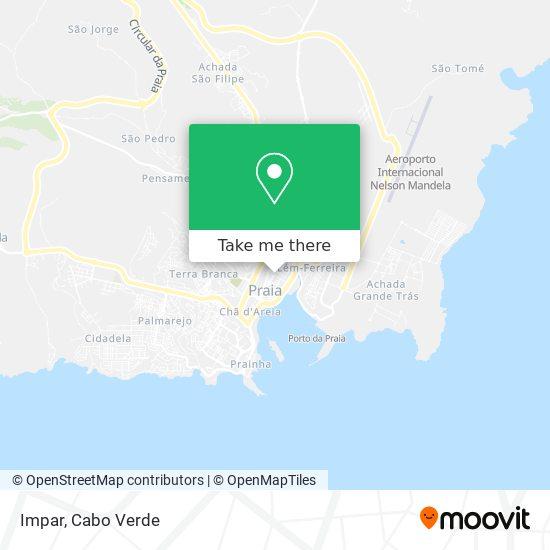 Impar mapa