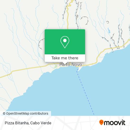 Pizza Bitanha mapa