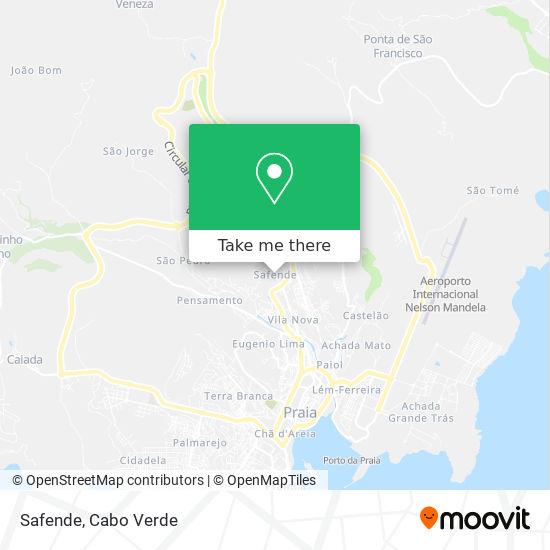 Safende mapa
