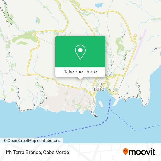 Ifh Terra Branca mapa