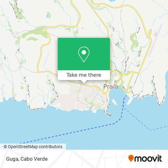 Guga mapa