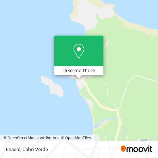 Enacol mapa
