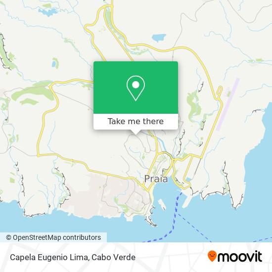 Capela Eugenio Lima mapa
