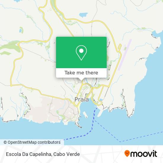 Escola Da Capelinha mapa