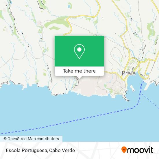 Escola Portuguesa mapa