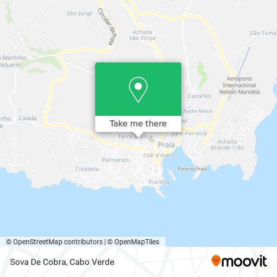 Sova De Cobra mapa