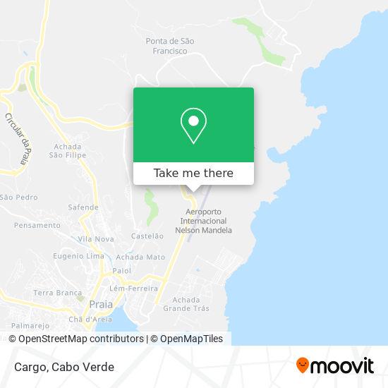 Cargo mapa