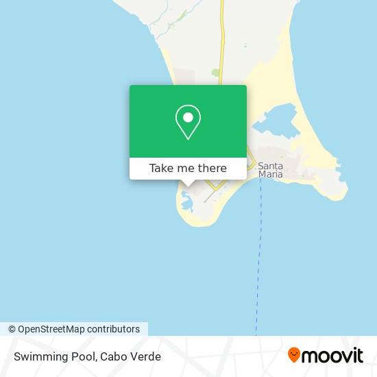 Swimming Pool mapa