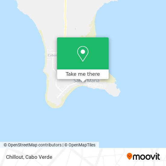 Chillout mapa