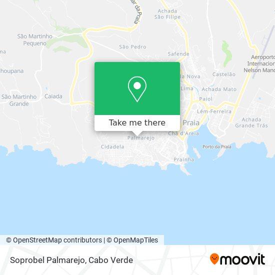Soprobel Palmarejo mapa