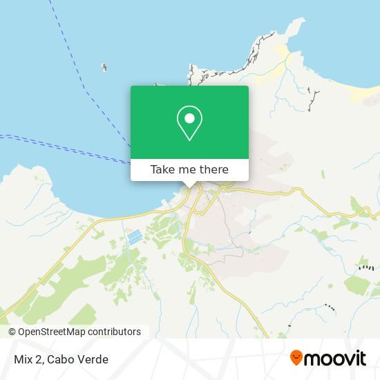 Mix 2 mapa