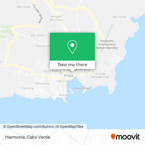 Harmonia mapa