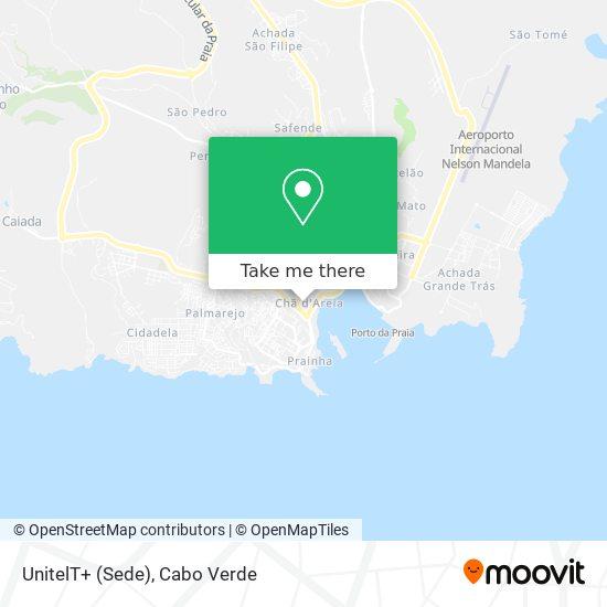 UnitelT+ (Sede) mapa