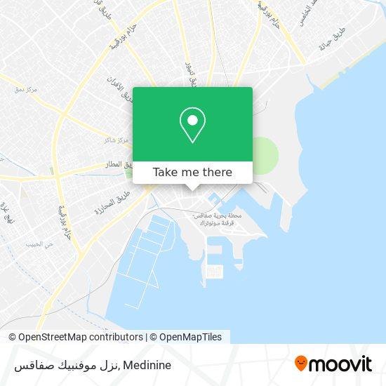 Sfax Plaza plan