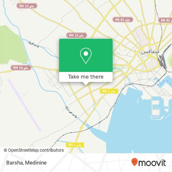 Barsha plan