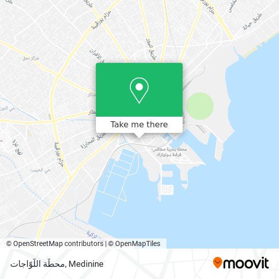 Station De Louage plan
