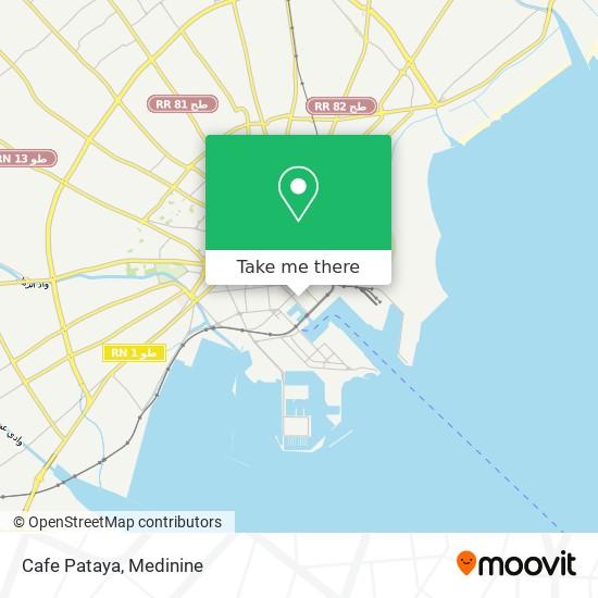Cafe Pataya plan