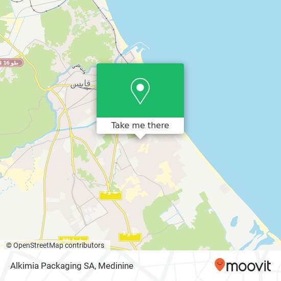 Alkimia Packaging SA plan
