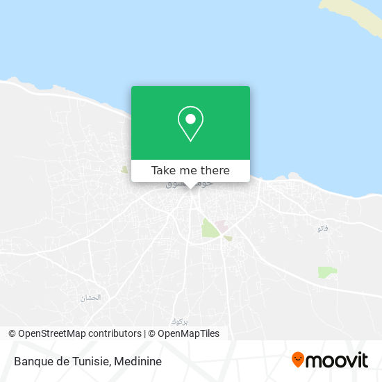 Banque de Tunisie plan