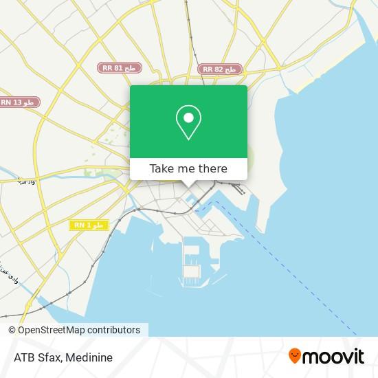 ATB Sfax plan