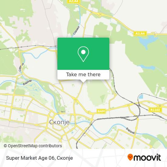 Super Market Age 06 map