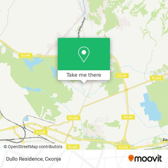 Dullo Residence map