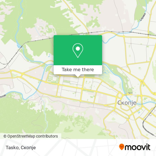 Tasko map