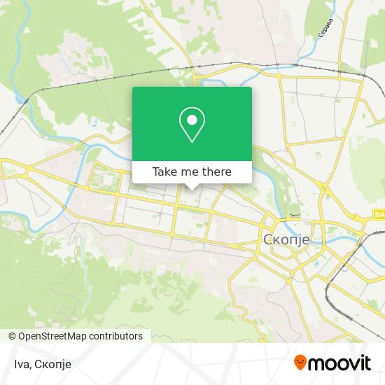 Iva map