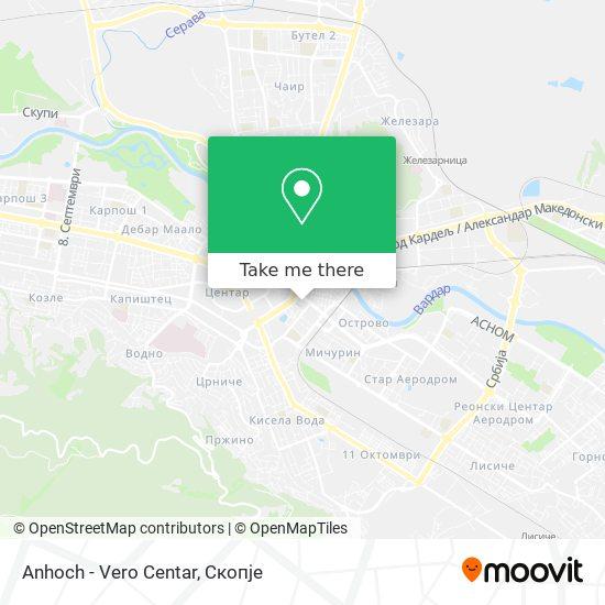 Anhoch map