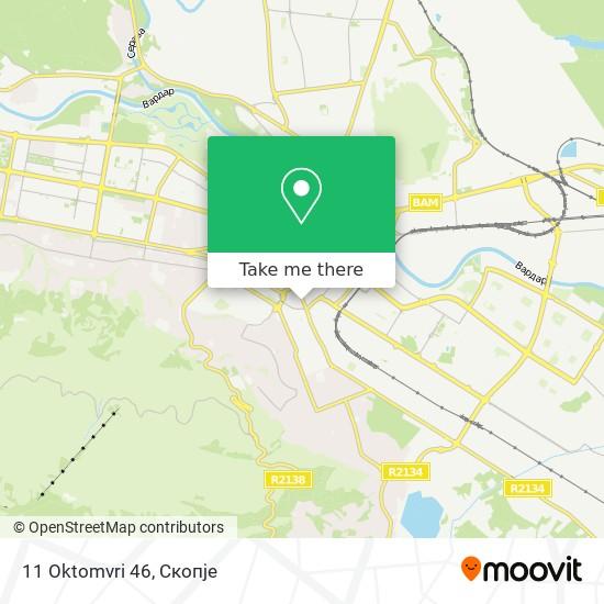 11 Oktomvri 46 map